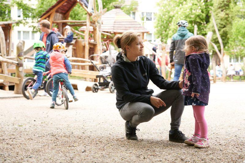 Hilfe im Kindergarten Ehrenamt Elternrat